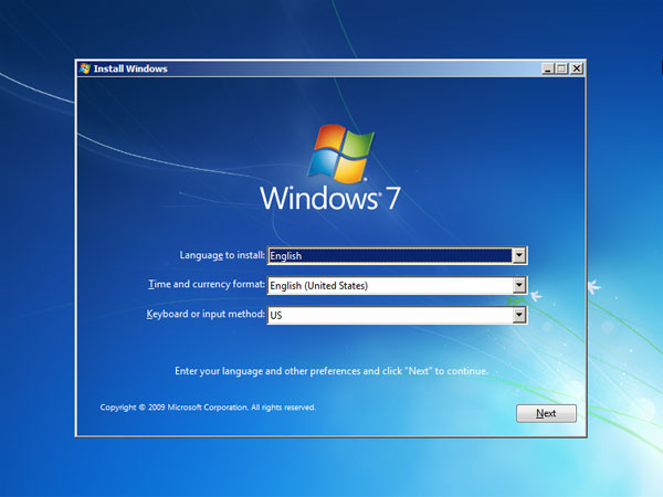 How to Remove Windows 10 / 8 and Install Windows 7 Password Recovery
