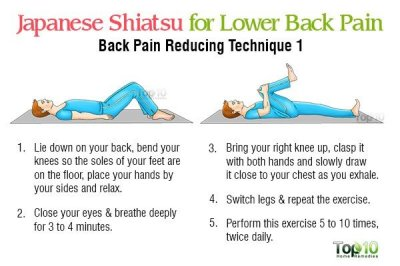 Japanese Shiatsu Self-Massage Techniques for Pain Relief and Relaxation | Top 10 Home Remedies