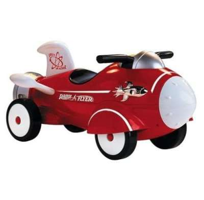 Retro Rocket by Radio Flyer