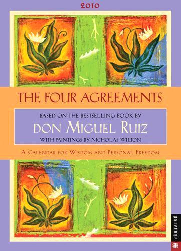 The Four Agreements Calendar