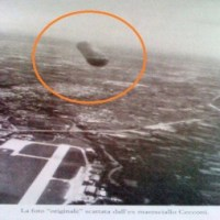 Military Pilot Photo Of UFO Over Italy
