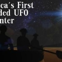 First Recorded UFO Sighting In North America (USA)