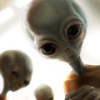 Alien Encounter In Kirov Region, Russia