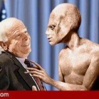 McCain, Alien And Obama