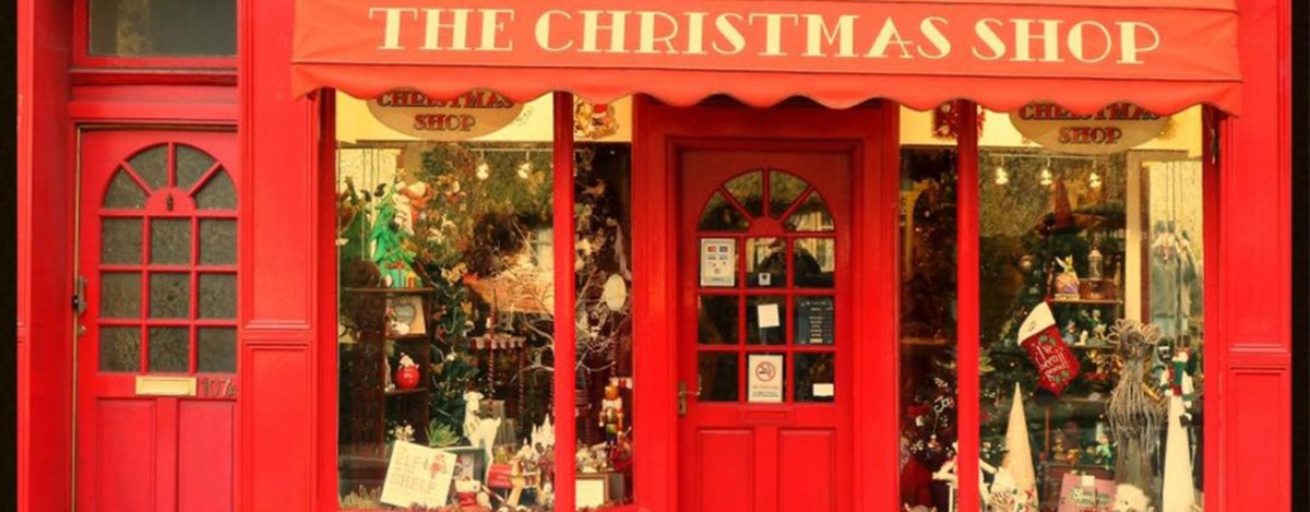 Top 3 christmas stores on the gold coast top 3 gc for The christmas shop