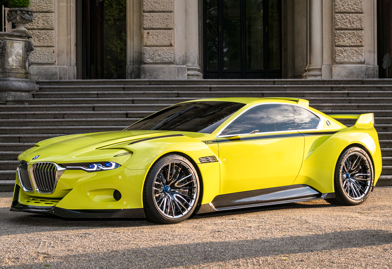 German Car Wallpaper 2015 Bmw 3 0 Csl Hommage Concept Specifications Photo