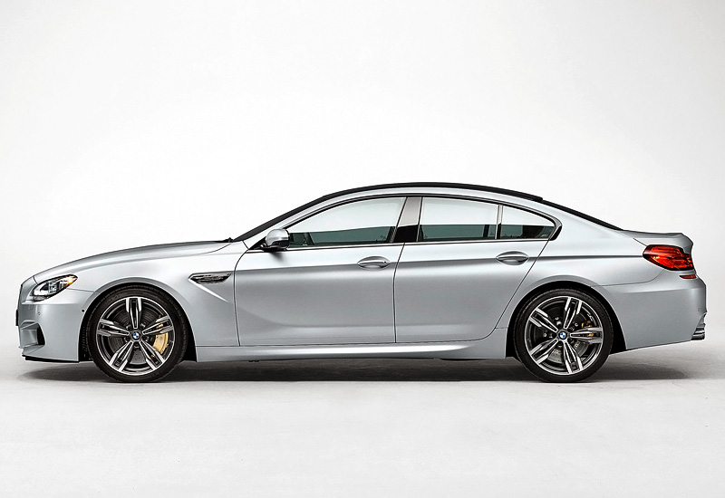 Top car ratings 2013 BMW M6 Gran Coupe (F06)