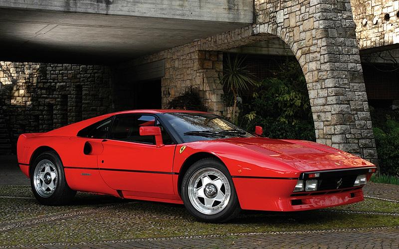 Muscle Car Wallpaper 1984 Ferrari 288 Gto Specifications Photo Price