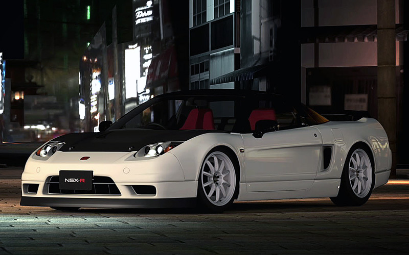 Gt Race Car Wallpaper 2002 Honda Nsx R Specifications Photo Price