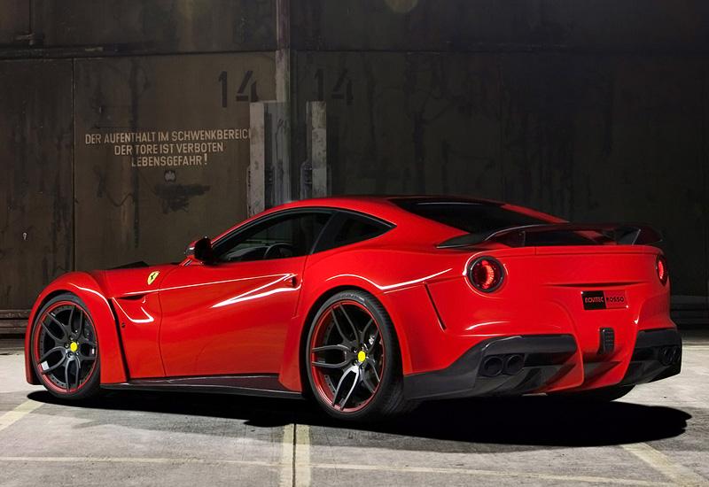 Ferrari F12 Hd Wallpapers 2013 Ferrari F12 Berlinetta Novitec Rosso N Largo