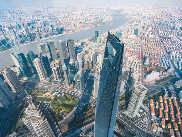 Shanghai World Financial Center Facts Address Height