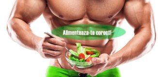 5 greseli frecvente in dieta unui culturist