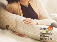 Leachco Snoogle Pillow Review | Be comfortable in your ...
