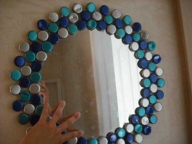 16 Artesanato idéias de como usar tampão de frasco