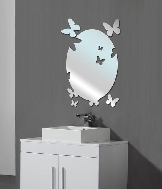 15 Contemporary Bathroom Mirror Designs - designer bathroom mirrors