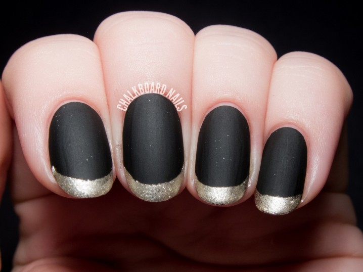 Two Tone Nail Designs You Would Love To Try