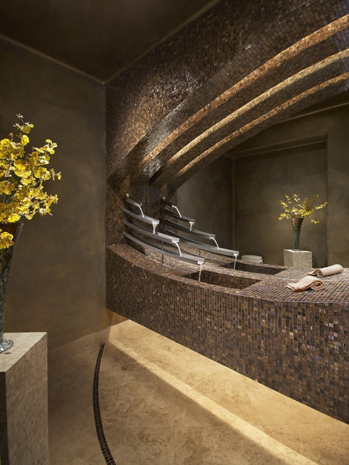 Fall Rug Wallpaper 15 Luxury Powder Room Designs