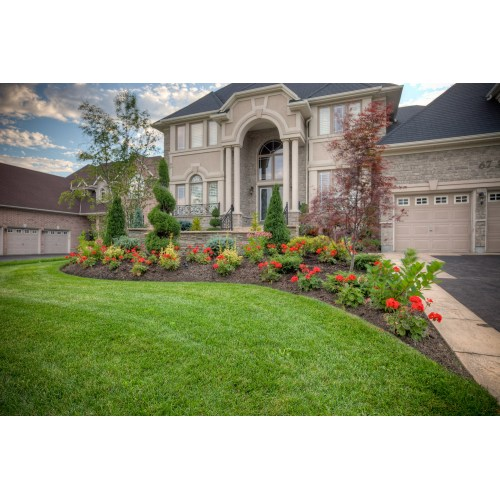 Medium Crop Of Home Front Yard Landscaping