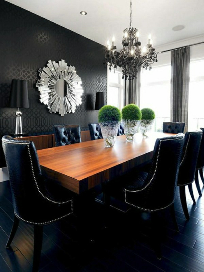 Dining Room Wallpapers That You Will Adore - esszimmer barock