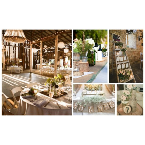 Medium Crop Of Rustic Wedding Decorations