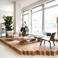16 Space-Savvy Raised Floor Designs That Will Impress You