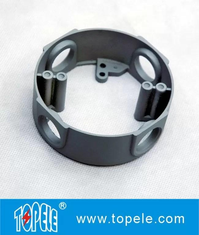 Indoor Outdoor Aluminum Round Weatherproof Electrical