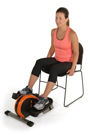 stamina inmotion elliptical trainer at desk workout
