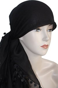 Ultra Soft Cotton Square Head Scarves for Hair Loss ...