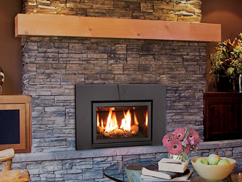 How Much Is It To Install A Gas Fireplace Insert Image