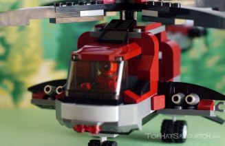 Deadpool's Copter