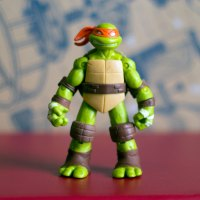 Nickelodeon Ninja Turtles Michelangelo Action Figure