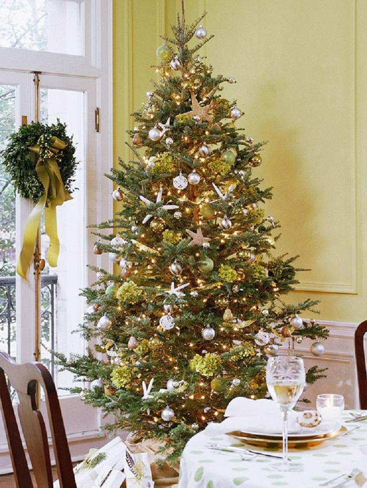 Creative Juices Decor Top 10 Christmas Tree Theme Ideas! - beautiful decorated christmas trees