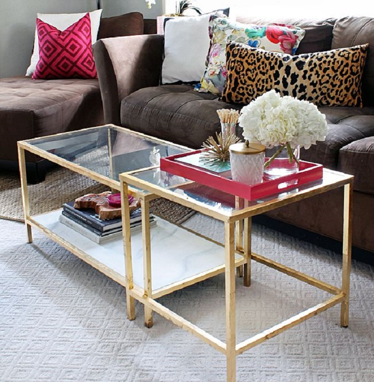 Top 10 Best Coffee Table Decor Ideas - Top Inspired - living room table decor