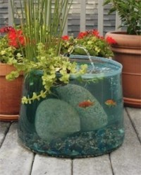 Top 10 Garden Aquarium and Pond Ideas to Decorate Your ...
