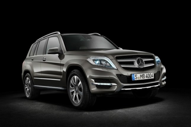 2014 Mercedes Benz GLK Redesign