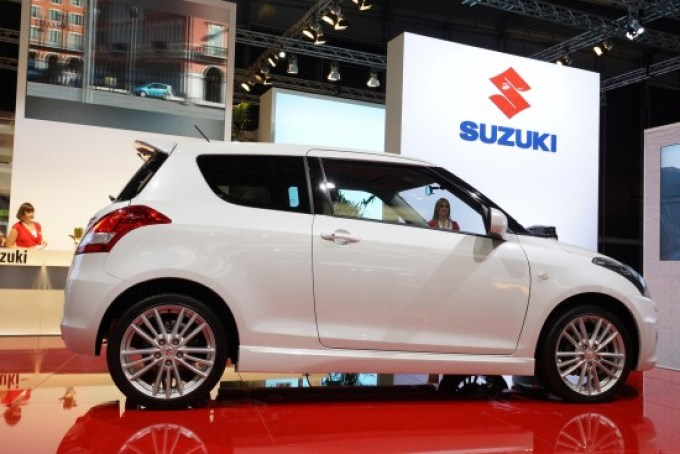 2014 Suzuki Swift Car