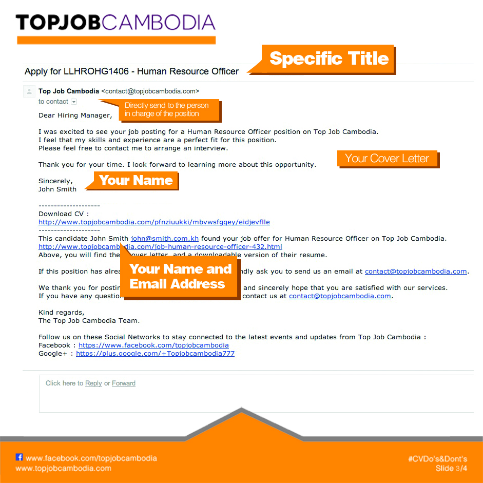 Cvtips Resumes Cv Writing Cv Samples And Cover Automatique Email To Employer
