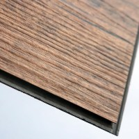 Interlocking Vinyl Plank Flooring