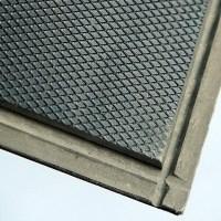 Anti-slip Wood Grain PVC Interlocking Vinyl Flooring ...