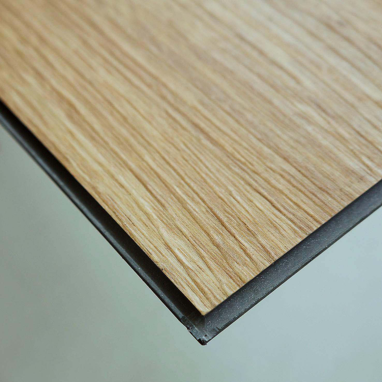 Looks Wooden Wear Resistance Pvc Click Vinyl Flooring For