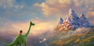 Wyoming Feels Big – Even to Disney's Good Dinosaur