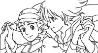 Immagini da colorare di anime e manga - Topmanga