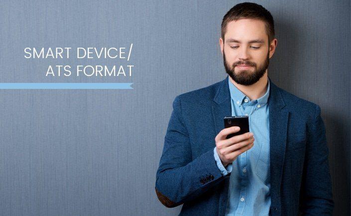 Mobile resume conversion