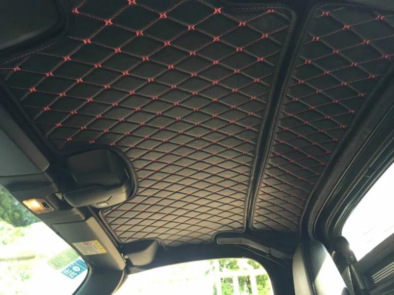 Car Shop Wallpaper Carbonmiata Hardtop Headliner Prht Quilted Design For Nc
