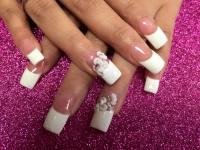 Nails Designs With Diamonds 3d | www.pixshark.com - Images ...