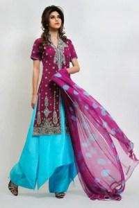 Latest and Trendy Pakistani Ladies Shalwar Kameez Dresses ...
