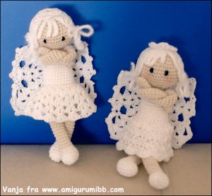 Den fjollede lille engel af Vanja