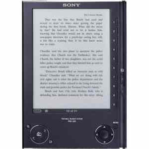 Sony PRS-505LC Blue Digital Book Reader