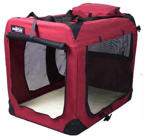Medium Of Soft Sided Dog Crate