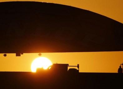 Porsche-919-Hybrid in den Abendstunden © Porsche AG